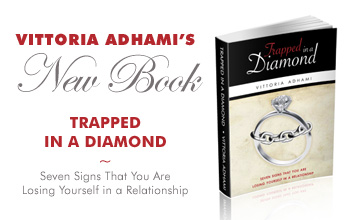 Trapped in a Diamond book cover